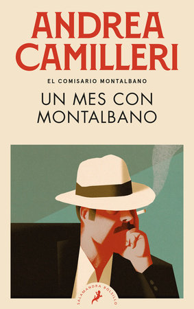 Un mes con Montalbano / A Month With Montalbano by Andrea Camilleri