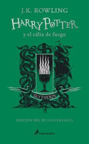 Harry Potter y el cáliz de fuego. Edición Slytherin / Harry Potter and the Goblet of Fire. Slytherin Edition