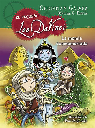 La momia desmemoriada / The Absent-Minded Mummy by Christian Galvez