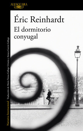 El dormitorio conyugal / The Marriage Bed by Eric Reinhardt