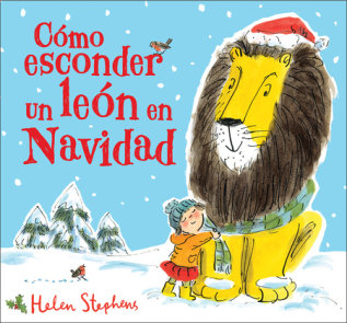 Como esconder un león en navidad / How to Hide a Lion at Christmas