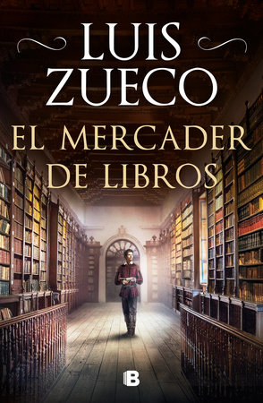 El mercader de libros / The Book Merchant by Luis Zueco