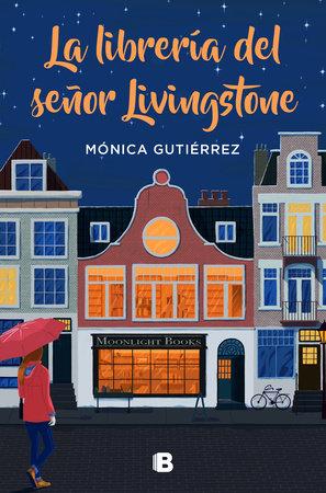 La librería del señor Livingstone / Mr. Livingstones Bookstore by Monica Gutierrez