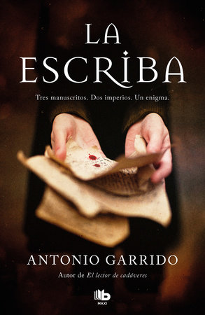 La escriba / The Scribe by Antonio Garrido