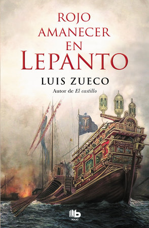 Rojo amanecer en Lepanto / Red Dawn in Lepanto by Luis Zueco