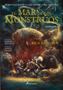 El mar de los monstruos. Novela gráfica / The Sea of Monsters: The Graphic Novel