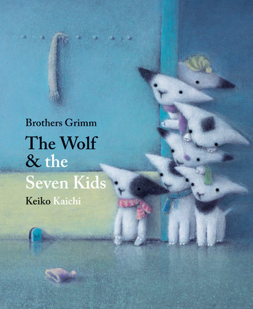 Wolf and the Seven Kids by Ayano Imai