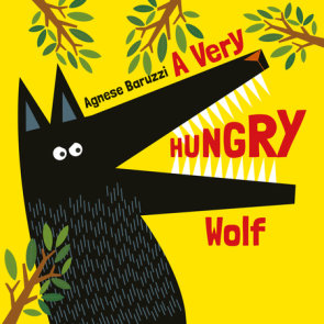 A Very HUNGRY Wolf